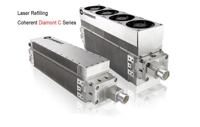 Laser Refill for Coherent Diamond C Series - Lasers Refill